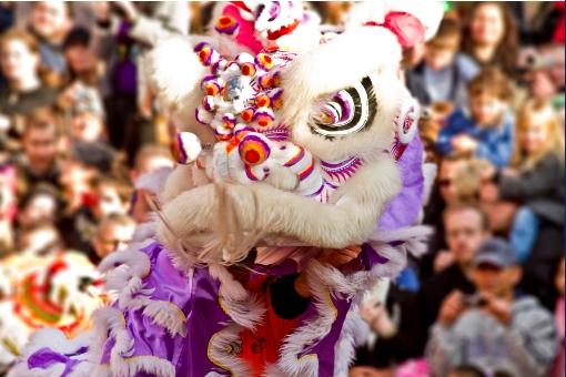 Birmingham Chinese New Year 2011. Photo: Andy Yu