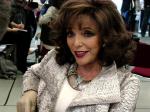 Joan Collins in Birmingham