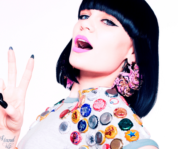 Jessie J is at the O2 Academy Birmingham in October 2011
