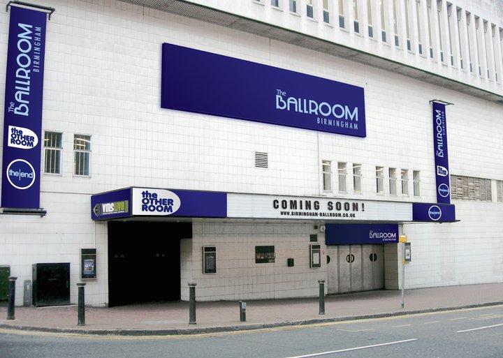 The Ballroom Birmingham 2011