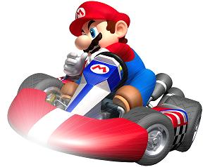 Mario Kart 7 GAMEfest, Birmingham NEC 2011