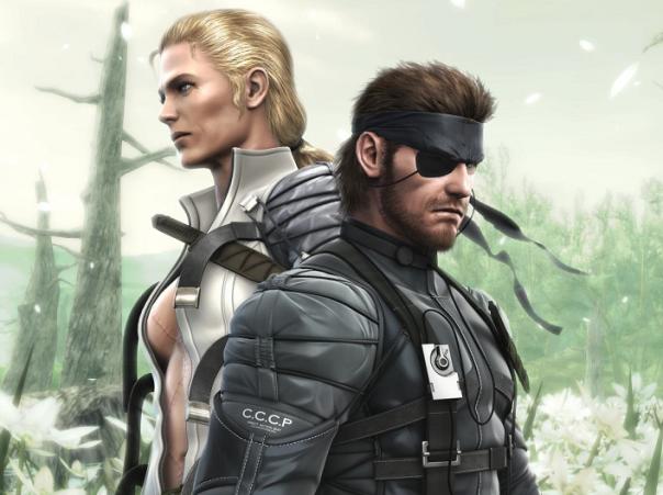 Metal Gear Solid Snake Eater 3D at GAMEfest Birmingham NEC, 2011