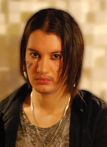 Casey Rain, creator of the 'Birmingham Riots 2011' tumblr blog. Photograph: Simon Duggal.