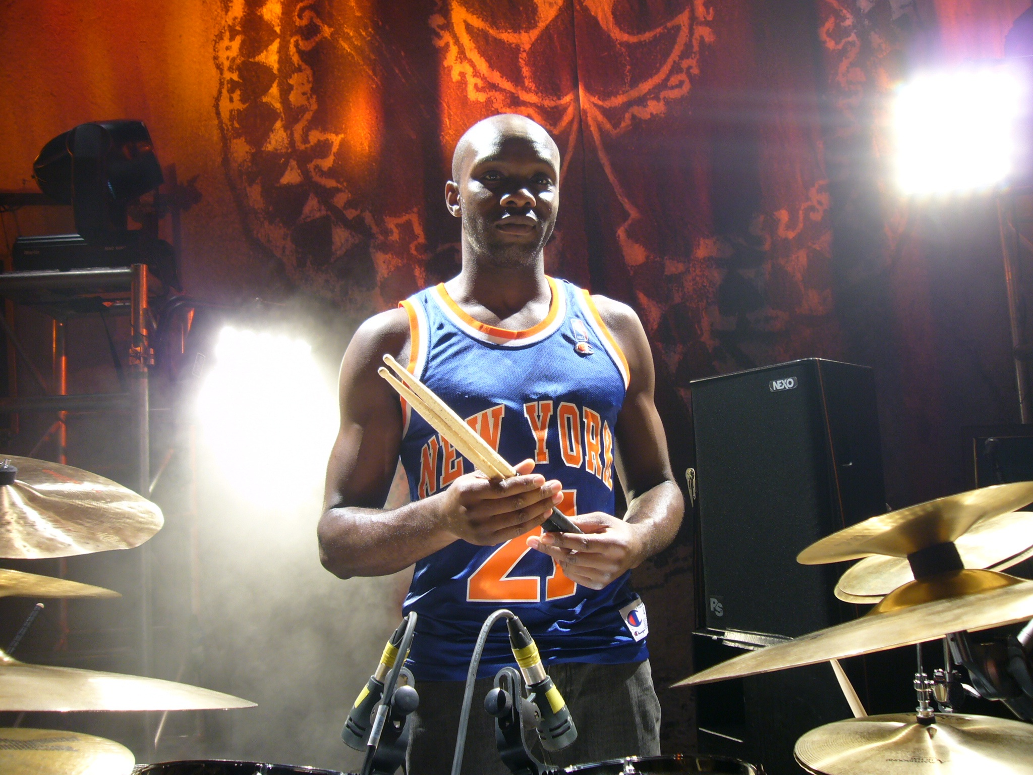 Gary Powell of The Libertines to launch Control night at Vudu in Birmingham, 2011