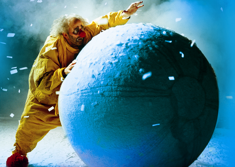 Slava's Snowshow at the Birmingham Hippodrome in 2011