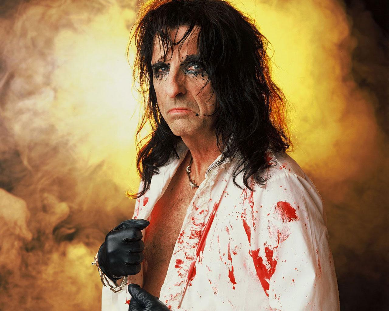 Alice Cooper Halloween Night of Fear Birmingham 2011