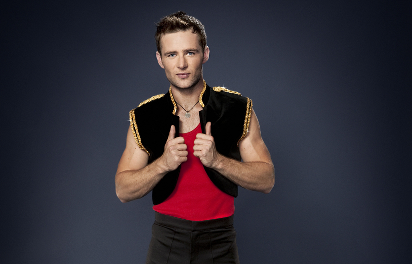 Harry Judd will be in Birmingham for the Strictly Come Dancing Live Tour 2012