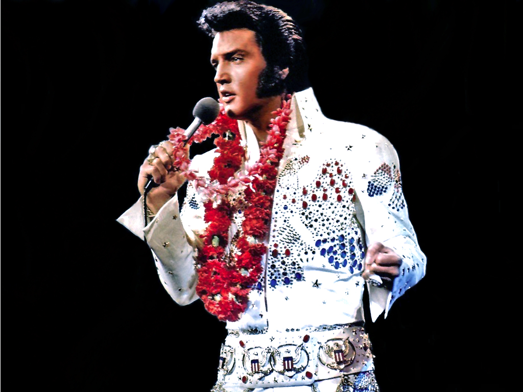Elvis Presley Birmingham LG Arena 2012