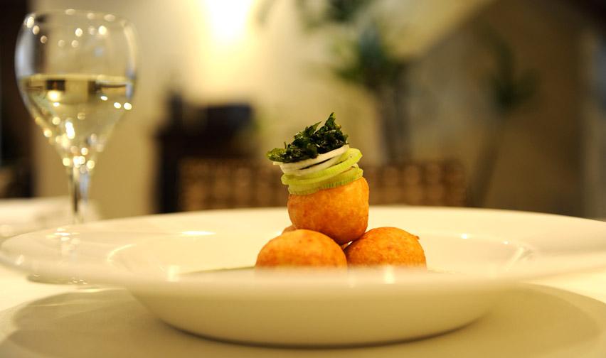 Lasan restaurant Birmingham. Photo © Jabbar Khan/Lasan Group.