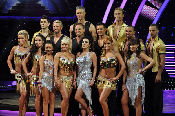 Strictly Come Dancing Live Tour 2012 in Birmingham. Review by Marcus Hubbard for 'I Am Birmingham'.