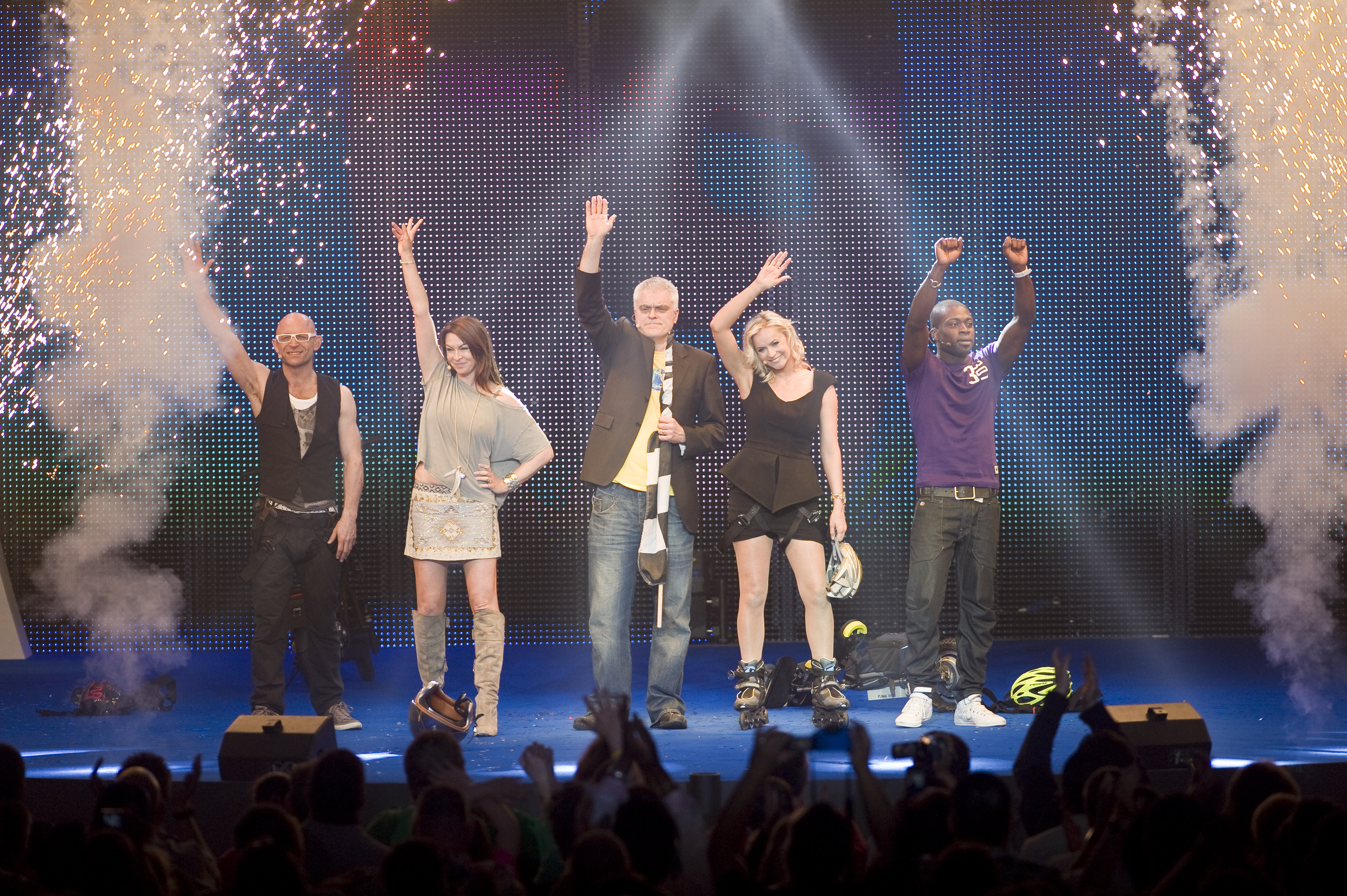 The ever popular Gadget Show Live heads back to the NEC in April, 2012