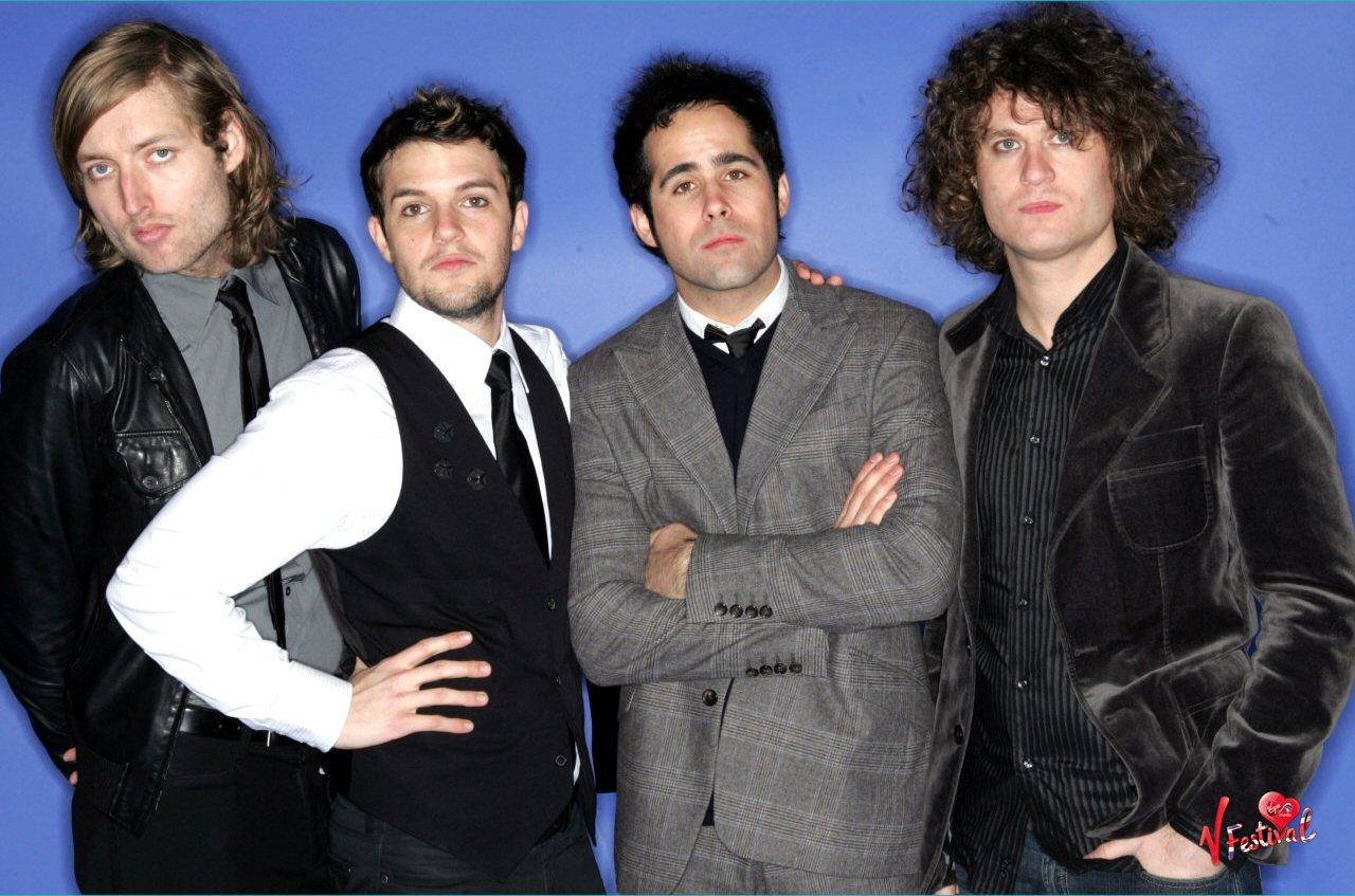 The Killers headline the V Festival 2012