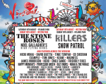 V Festival line up 2012