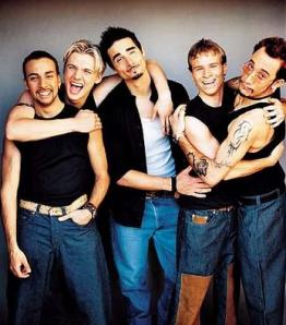 Backstreet Boys reunited