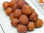 Dry Ladoo from Hagun's Asian Sweets of Walsall