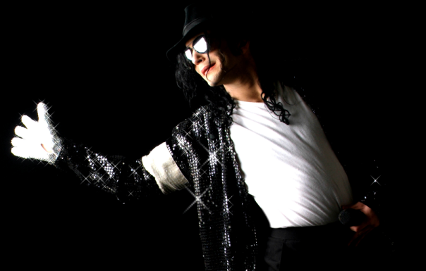 Tej'ai Sullivan as Michael Jackson in 'Ben - A Tribute to Michael Jackson' and 'The World's Greatest Michael Jackson Concert', coming to the Wulfrun Hall in Wolverhampton in June 2012.