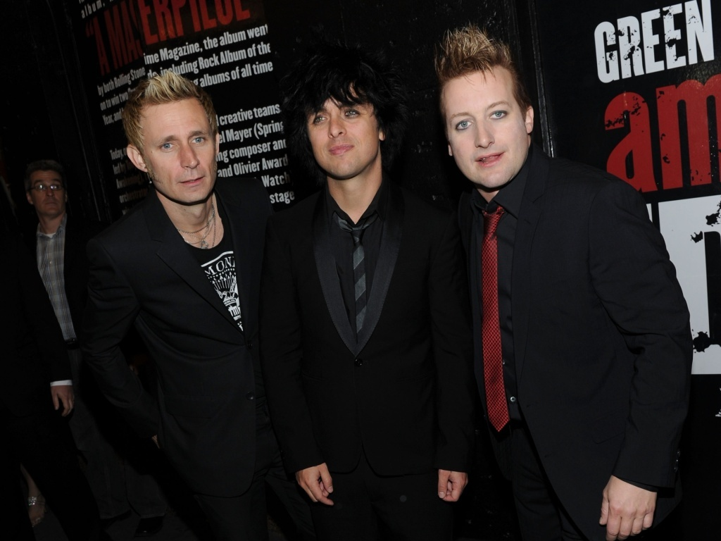 Green Day musical American Idiot comes to the UK in 2012