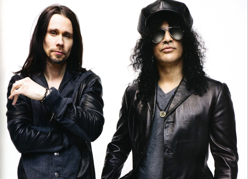 Slash to play NIA Birmingham in October 2012