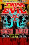 Twins of Evil Rob Zombie and Marylin Manson to play Birmingham NIA in 2012