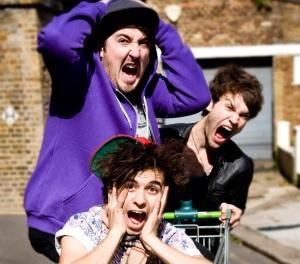 Birmingham Comedy Festival 2012 Midnight Beast