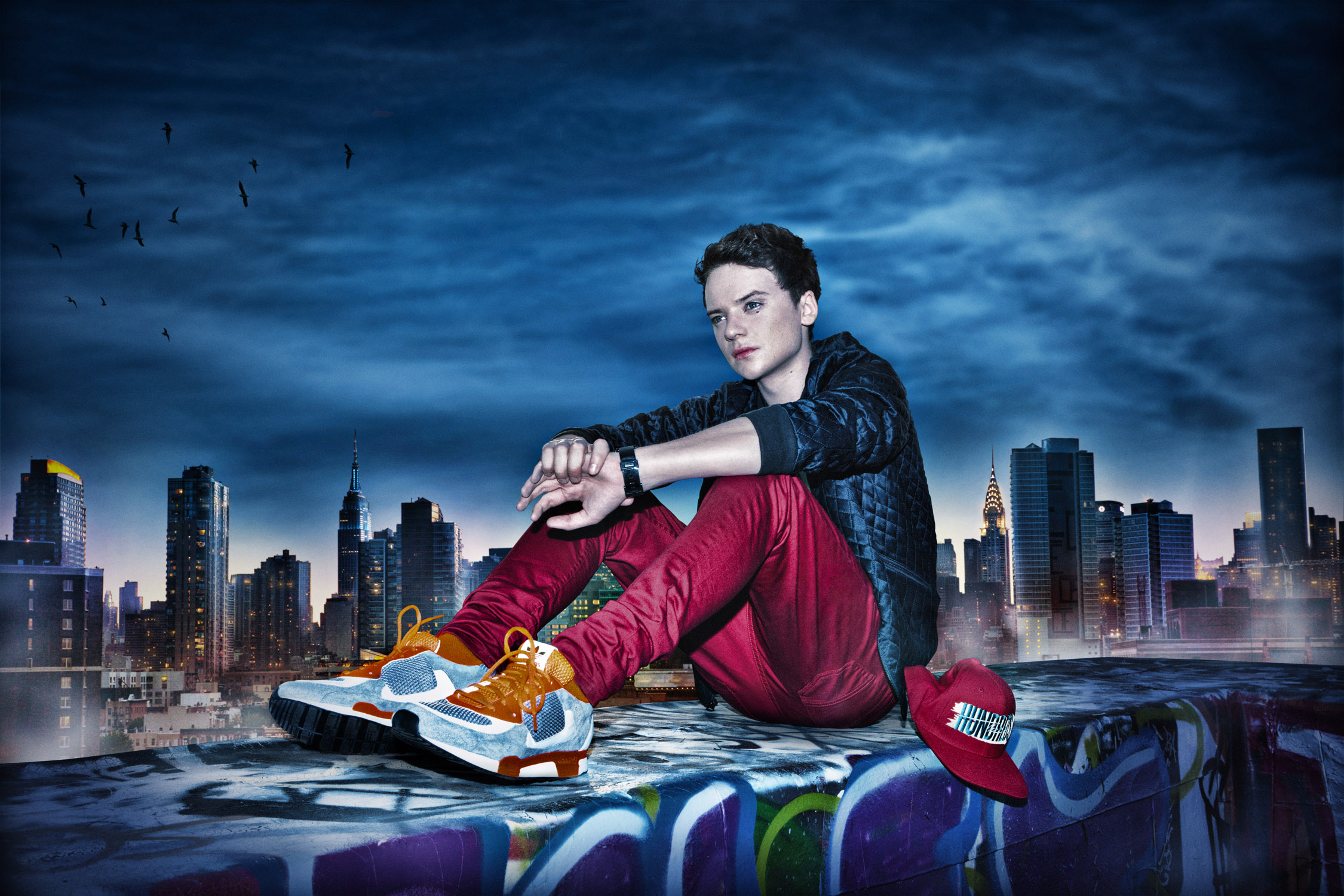 Conor Maynard to play the V Festival in 2012