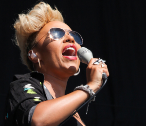 Emeli Sande at V Festival 2012 by Justine-Louise Photography