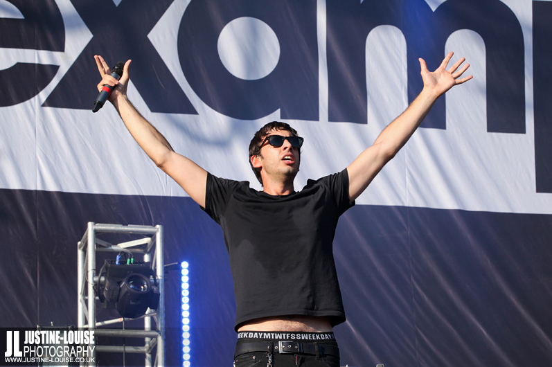 Example at V Festival 2012 by Justine-Louise Photography