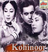 Kohinoor Bollywood film songs