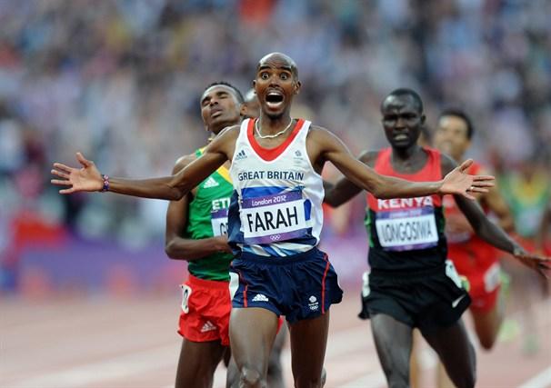Mo Farah will be at the Birmingham Alexander Stadium for the Aviva Grand Prix
