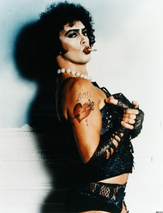Rocky Horror Show feature film 1975