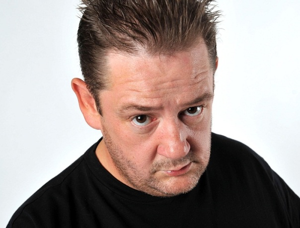 Johnny Vegas will be at Top Gear Live 2012 at the Birmingham NEC