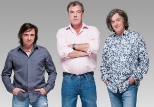 Top Gear Live 2012 in Birmingham with Jeremy Clarkson, James May and Richard Hammond
