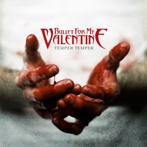 Bullet for my Valentine to play at the O2 Academy Birmingham on Tuesday 12th March 2013 with album Temper Temper