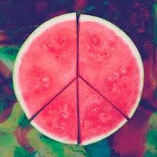 Peace band EP Delicious cover watermelon