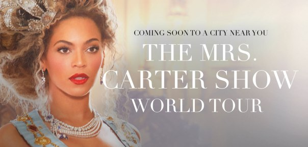 The Beyonce Mrs. Carter Show World Tour comes to Birmingham LG Arena with an extra date in 2013