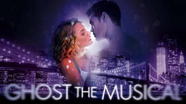 Ghost the Musical comes to the Birmingham Alexandra Theatre in December 2013