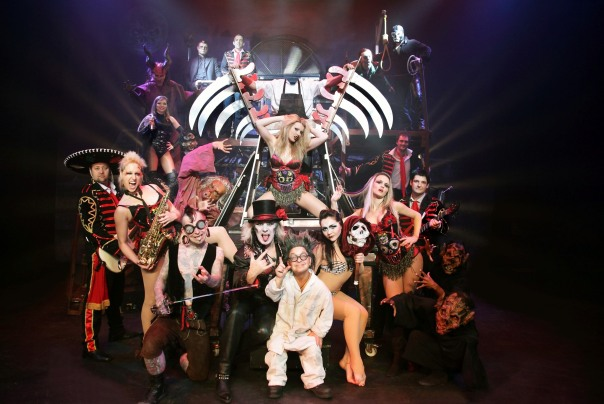 Internationally acclaimed 'Circus of Horrors' arrives at the Wolverhampton Civic Hall