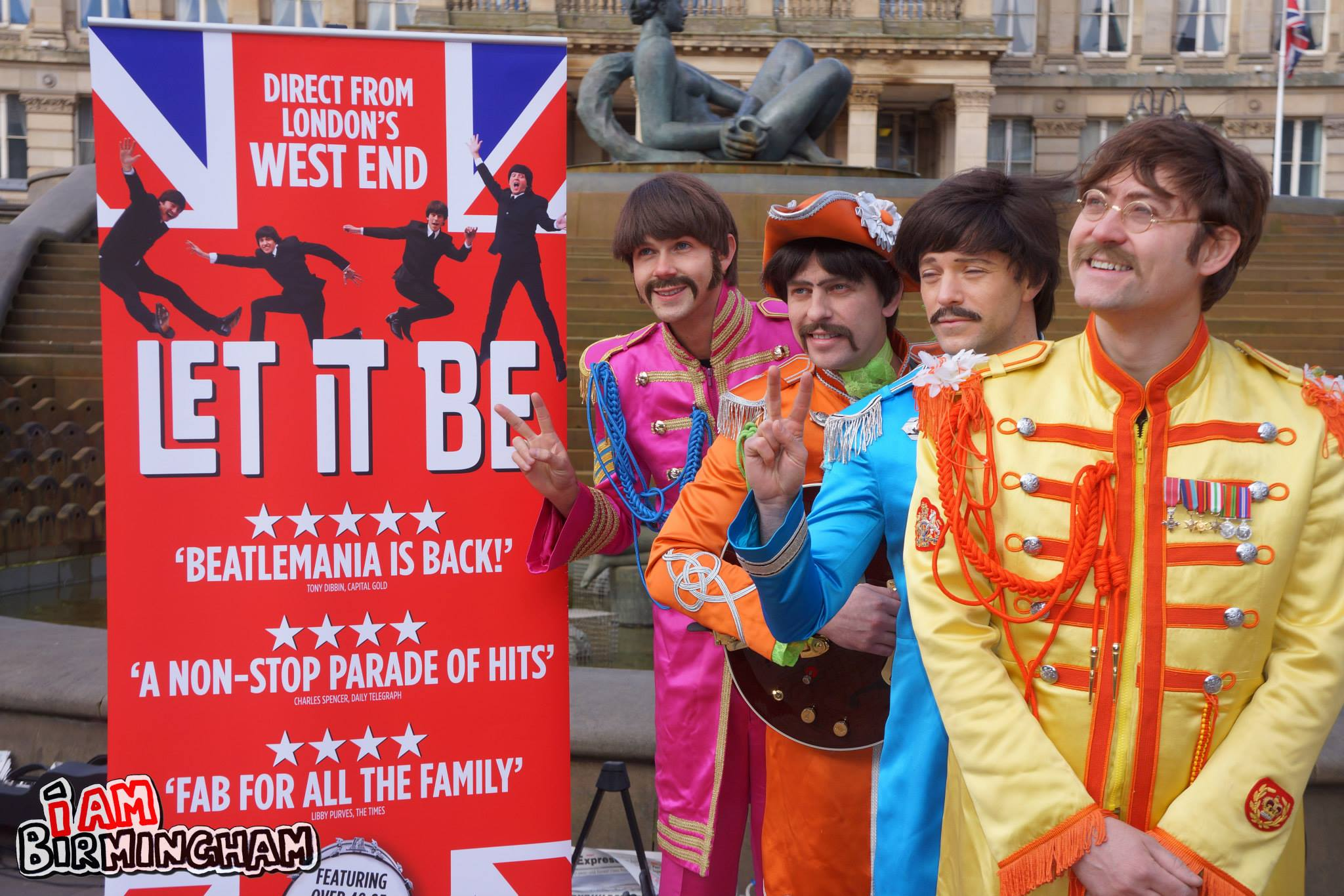 Hit West End Beatles musical 'Let It Be' is coming to the Alexandra Theatre in Birmingham