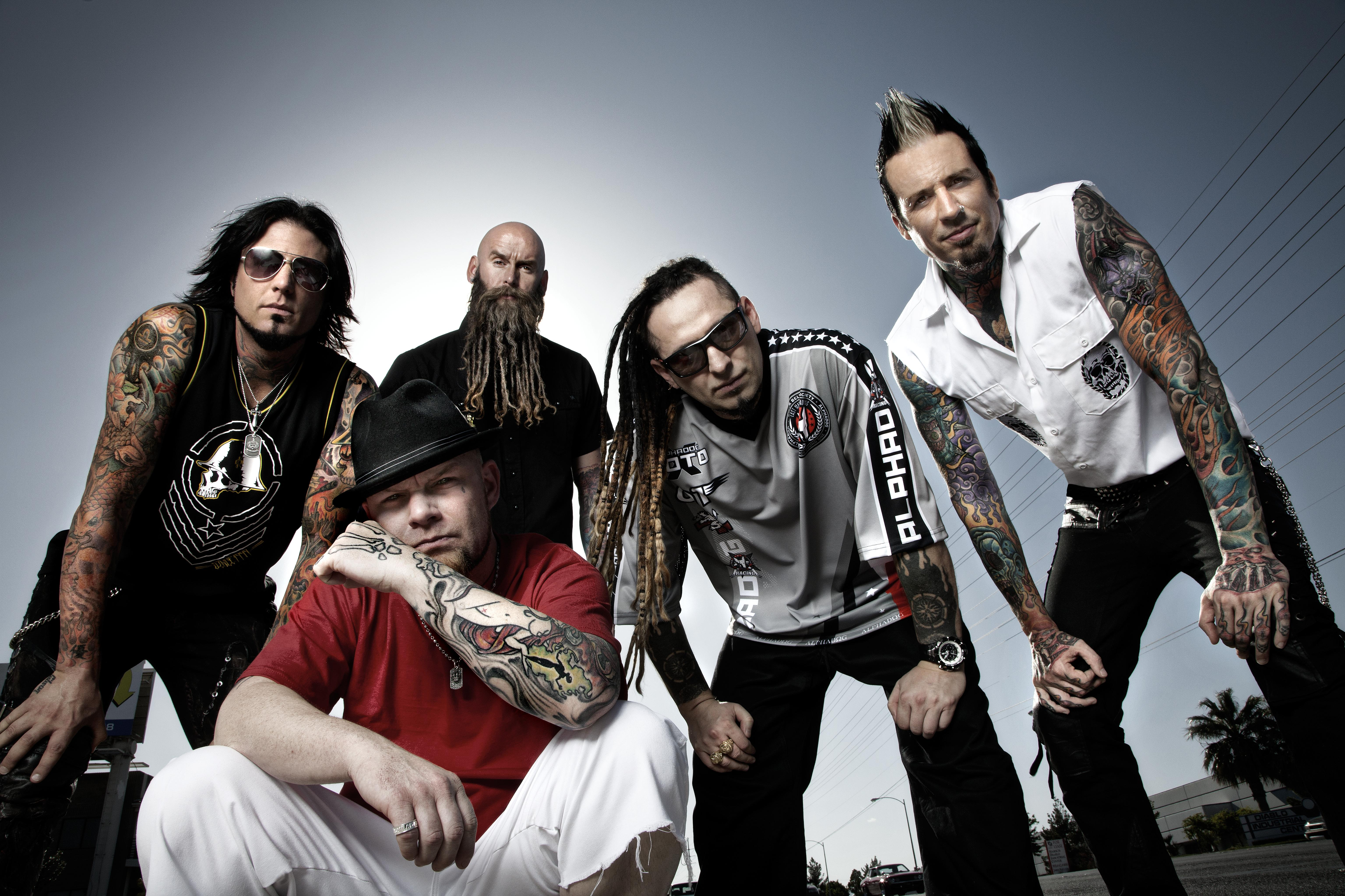 With 6 Golden God nominations and finishing an arena tour, FFDP are back.