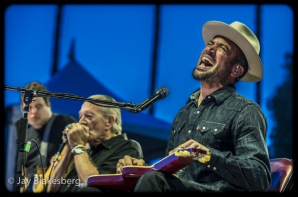 Ben harper will be performing at the Symphony Hall in Birmingham in April. (Photo: Jay Blakesberg)