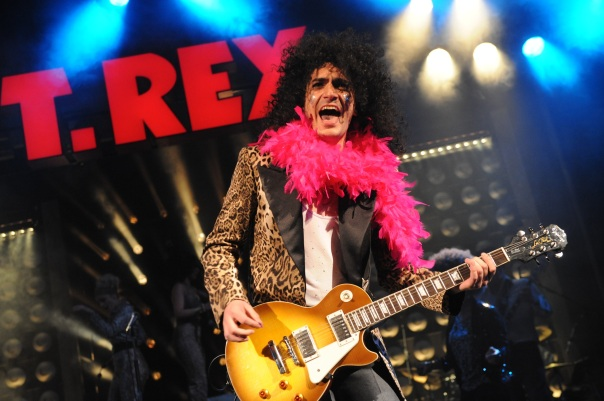 Already a huge success in the West End, 20th Century Boy comes to Birmingham