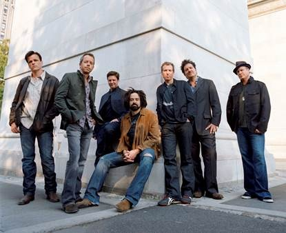 Counting Crows come back to the O2 Academy on the 1st of November