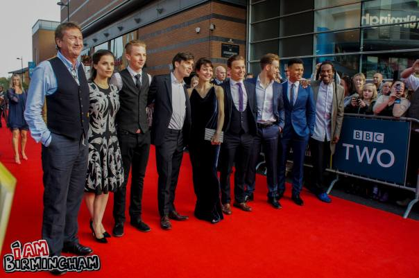 Peaky Blinders stars grace red carpet in Birmingham   I Am Birmingham