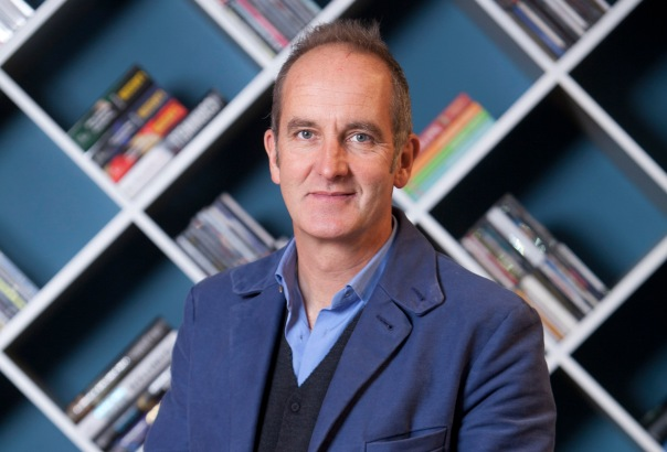 Grand Designs Live presenter and designer Kevin McCloud will be opening the live event at the NEC Birmingham (Photograph: David McHugh)