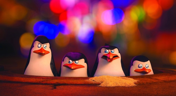 The Penguins of Madagascar is showing at Vue Cinema in Birmingham this weekend