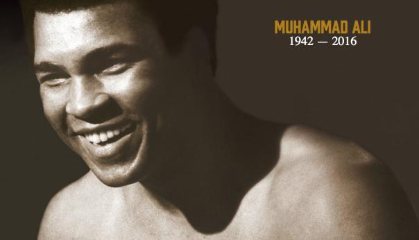 Muhammad Ali has passed away after a long battle with Parkinson's Disease, age 74