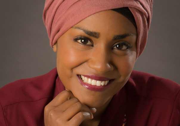 Nadiya Hussain will be launching her debut novel in Birmingham during a one-off personal event at the Town Hall (Photograph: Rebecca Fennell)