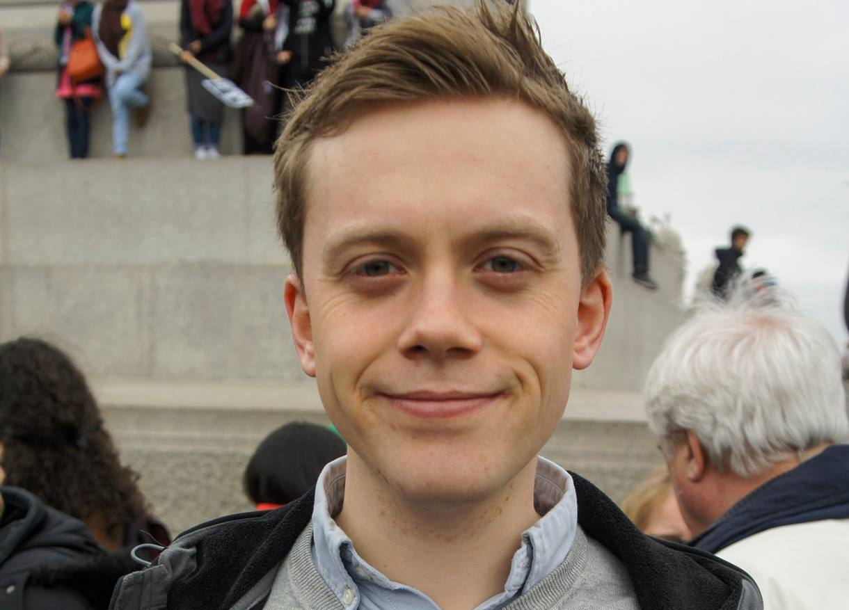 Image result for OWEN JONES TRUMP
