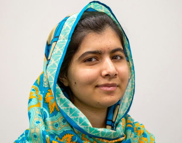 Malala Yousafzai - shown here in 2015 - has been named youngest ever UN Ambassador of Peace (Photograph: Simon Davis/DFID)
