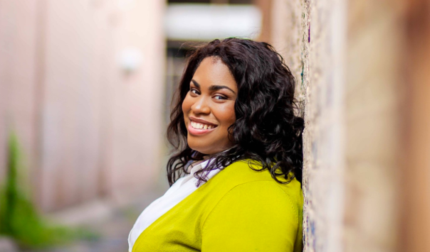 American author Angie Thomas will be in Birmingham to discuss her book THUG (Photograph: Anissa Photography)
